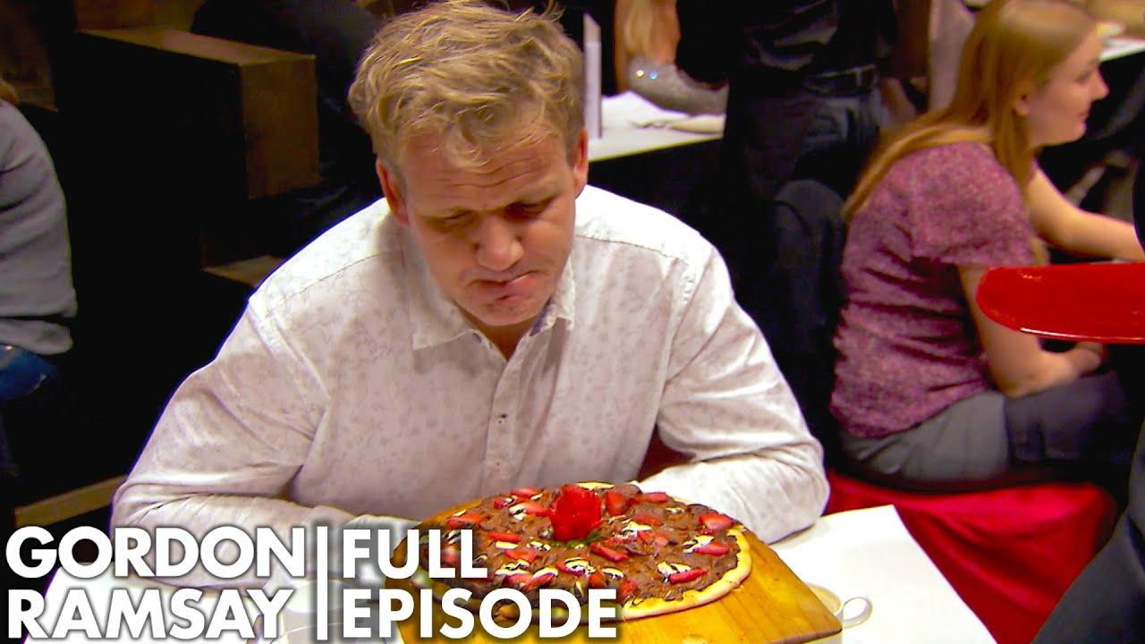 Gordon Ramsay Baffled By Chocolate Pizza   Hotel Hell FULL EPISODE