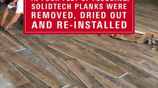 Mohawk Solidtech: Hurricane Proof Flooring