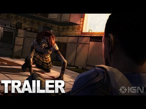 The Walking Dead: The Game - Choice Matters Trailer - default