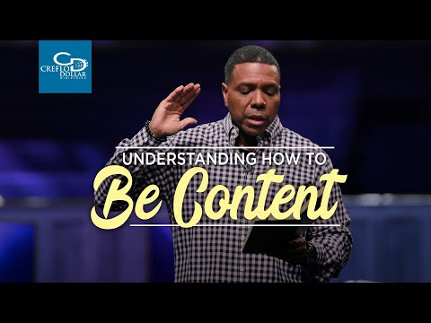 Understanding How to Be Content