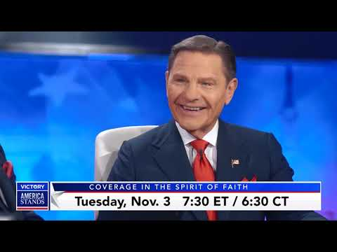 Pray, Vote and Watch America Stands LIVE Election Day Coverage on Nov. 3, 2020