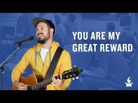 You Are My Great Reward -- The Prayer Room Live Moment