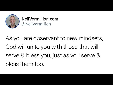 Relationships For Encouraging One Another - Daily Prophetic Word