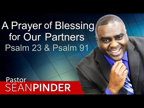 A PRAYER OF BLESSING FOR OUR PARTNERS