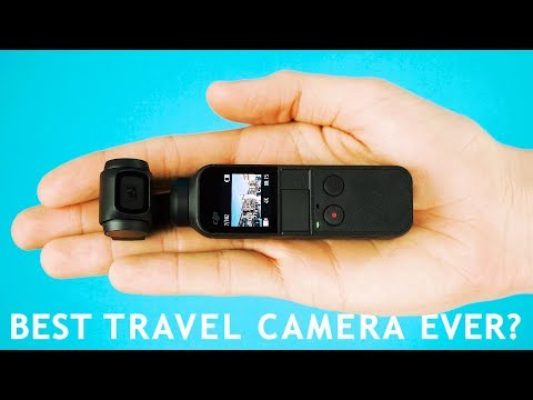 DJI Osmo Pocket | In-Depth Review + Test Footage