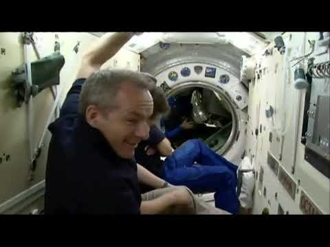 Hatch Opened! New Crew Enters Space Station - UCVTomc35agH1SM6kCKzwW_g