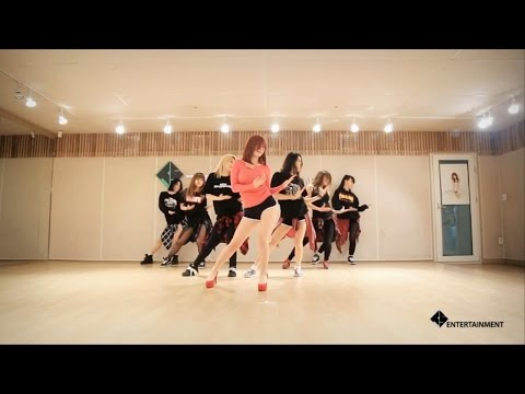 Good-night Kiss (Dance Practice Version)