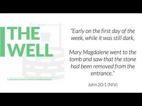 The First Day of the Week (Part 1-John 20:1)