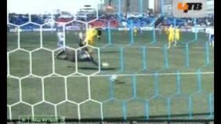 Сибирь  - Ростов 2:0 (8 тур)