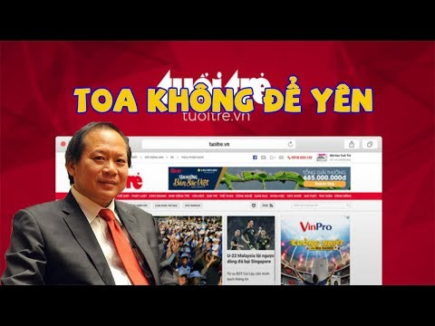 Vụ báo tuổi trẻ: Cái cắn trộm của Trương Minh Tuấn, hay là kịch bản chính trị