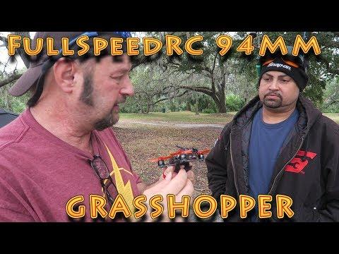 Review: Full Speed RC 94mm Grasshopper Maiden Flight!!! (11.24.2017) - UC18kdQSMwpr81ZYR-QRNiDg