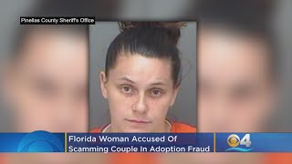 Florida Woman Accused Of Scamming Couple In Adoption Fraud