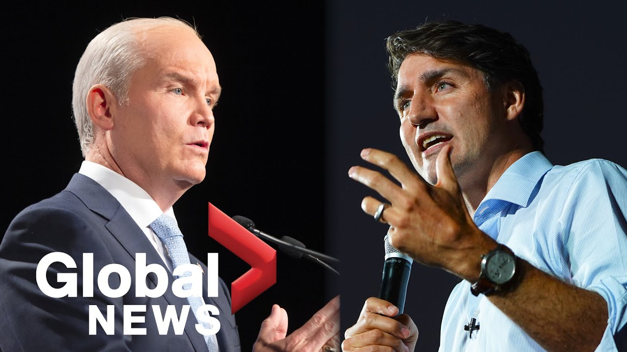 Canada election: Liberals, Conservatives in tight race as voters head to the polls