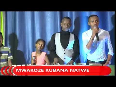 LIVE // FOURSQUARE TV '' Theme: IMBARAGA Z'UMUZUKO '' HAMWWE NA Bishop Dr.Fidele MASENGO 12.04.2020