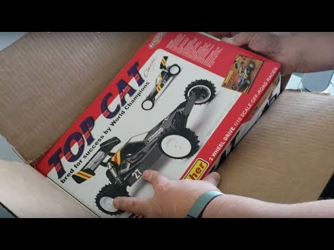 Schumacher TOP CAT classic build video part 1 - UCeWinLl2vXvt09gZdBM6TfA