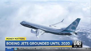 Money Matters 7/15: Boeing's 737 Max jets to remain grounded until 2020