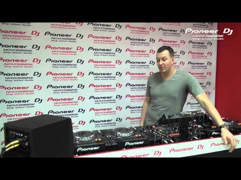 Master-class with DJ Feel (Spb) @ Pioneer DJ Novosibirsk - default
