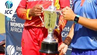ICC Women's Qualifier 2019 – Africa: Tournament wrap