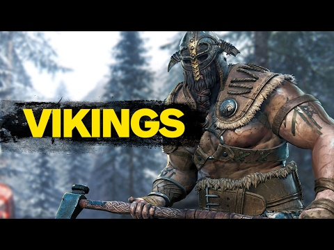 For Honor: 10 Brutal Viking Combos - Best Way to Play - UCKy1dAqELo0zrOtPkf0eTMw