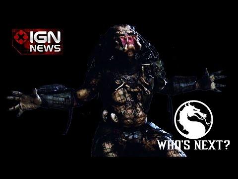 Mortal Kombat X Adding Predator to Roster? - IGN News - UCKy1dAqELo0zrOtPkf0eTMw
