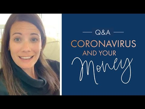 Coronavirus and Your Money  March 26 Q&A