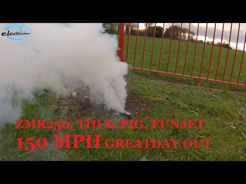 THUG PIG - ZMR250 - FUNJET 150MPH - GREAT DAYS FLYING - UCbLOqblXNhetJ4mmINDM0Cw