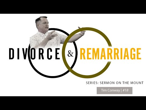 Divorce and Remarriage - Tim Conway