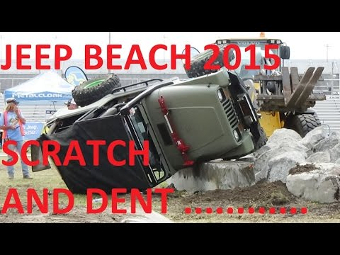 JEEP BEACH 2015 SCRATCH AND DENT PART 2 - UCEPQf2fSnWEl2c8D8pJDULg
