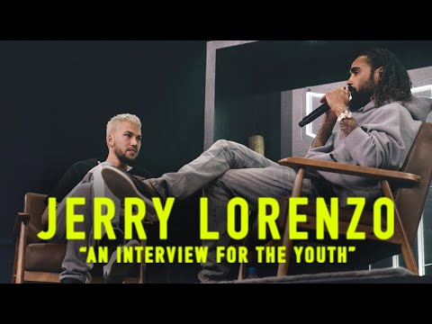 Jerry Lorenzo Q&A  FOG for the Youth  Elevation YTH