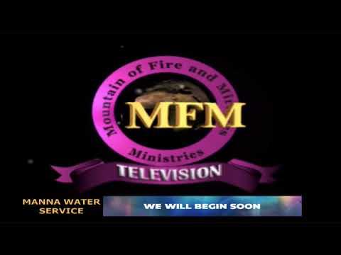 MFM MANNA WATER SERVICE OCTOBER 21ST 2020