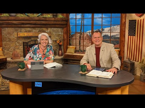 Charis Daily Live Bible Study: Who IS the Holy Spirit, Really?? - Daniel Amstutz - July 30, 2020