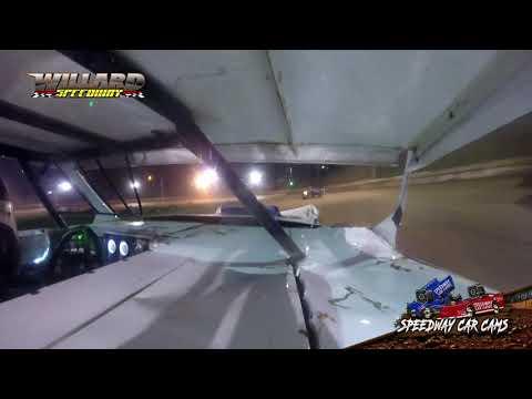 #MAD10X Maddox Smith - 1st Feature - Sport Mod - 8-7-21 Willard Speedway - dirt track racing video image