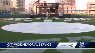 Hoping to heal, hundreds attend El Paso citywide memorial service for victims