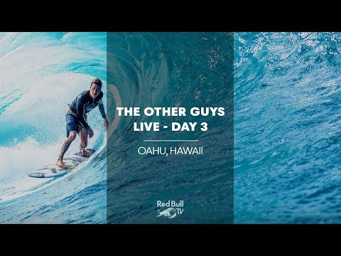 LIVE and Rambling - The Other Guys at Volcom Pipe Pro - Day 3 - UCblfuW_4rakIf2h6aqANefA