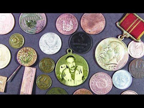 Чистка монет. Как не надо чистить монеты - UCu8-B3IZia7BnjfWic46R_g