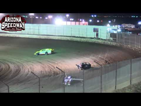 Az Speedway IMCA SportMod Main     9.18.21 - dirt track racing video image