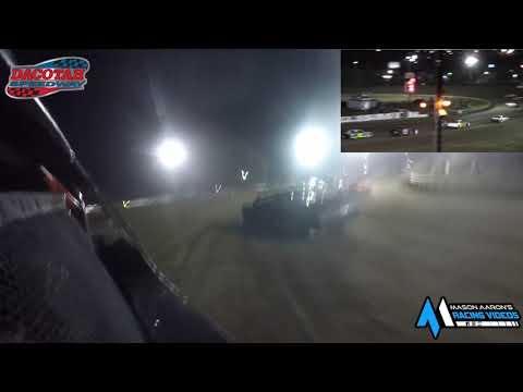 #97 Hunter Domagala WISSOTA Street Stock On-Board @ Dacotah (8/27/21) - dirt track racing video image