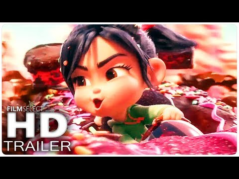 WRECK IT RALPH 2: All Trailer Clips in Chronological Order (2018) - UCT0hbLDa-unWsnZ6Rjzkfug