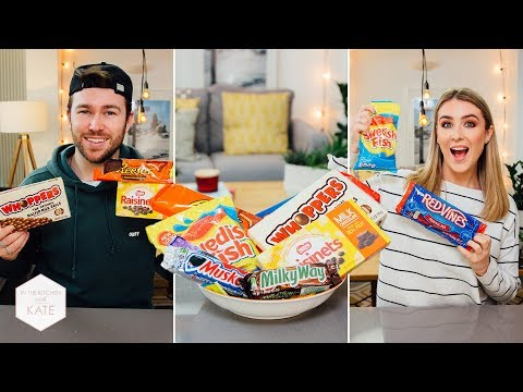 British People Trying American Candy Part 3 - In The Kitchen With Kate - UC_b26zavaEoT1ZPkdeuHEQg