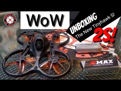 Unboxing #343 - Tinyhawk Has Evolved! - UCNUx9bQyEI0k6CQpo4TaNAw