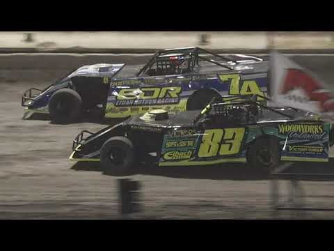 Extended Highlights: The 2021 Mike Moshier Classic at Bakersfield Speedway - dirt track racing video image