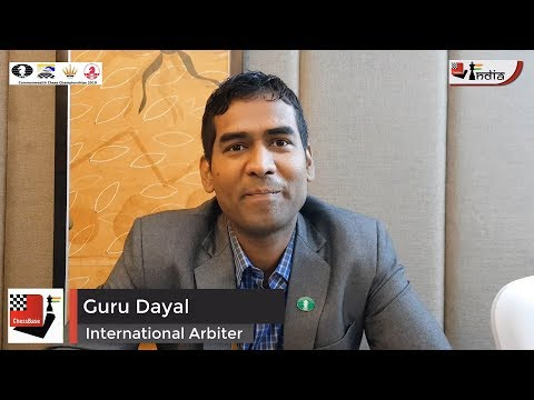 He worked in Indian Air Force and in his free time studied and became International arbiter (Hindi)