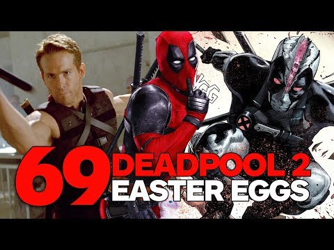 SPOILERS! 69 Deadpool 2 Easter Eggs, Trivia, and References - UCKy1dAqELo0zrOtPkf0eTMw