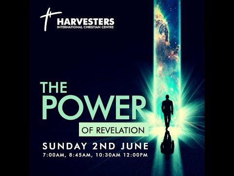 The Power Of Revelation  Pst Bolaji Idowu  Sun 2nd Jun, 2019  1st Service