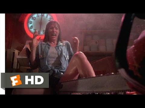 The Texas Chainsaw Massacre 2 (6/11) Movie CLIP - Leatherface Aroused (1986) HD - UC3gNmTGu-TTbFPpfSs5kNkg