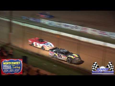 Lightning Late Model Feature - Carolina Speedway 7/23/21 - dirt track racing video image