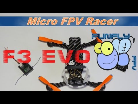 Micro Brushed F3 Racing FPV Drone - UCQ2264LywWCUs_q1Xd7vMLw
