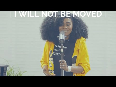 I WILL NOT BE MOVED - TY Bello