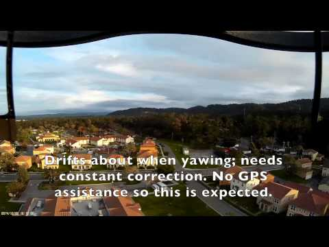 Testing WLtoys V393 Brushless Quadcopter with Mobius onboard - UCWgbhB7NaamgkTRSqmN3cnw