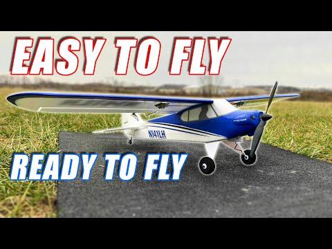 Cheapest Smart Plane RTF For Beginners - HobbyZone Sport Cub S - TheRcSaylors - UCYWhRC3xtD_acDIZdr53huA